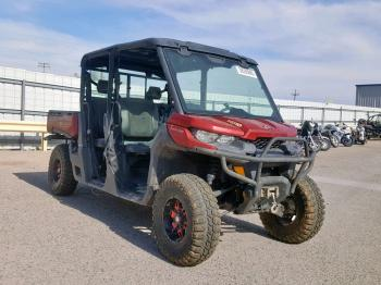 Salvage Can-am Atv