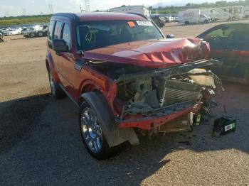 Salvage Dodge Nitro
